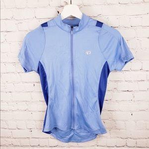 Pearl Izumi Blue Select Cycling Jersey - SMALL